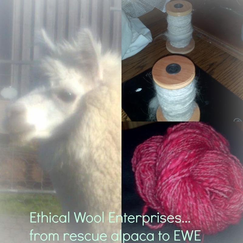 Alpaca yarn 1